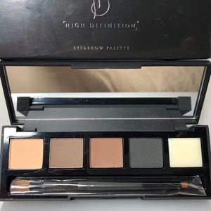 2/$30 High Definition Eyebrow & Eyeshadow Palette